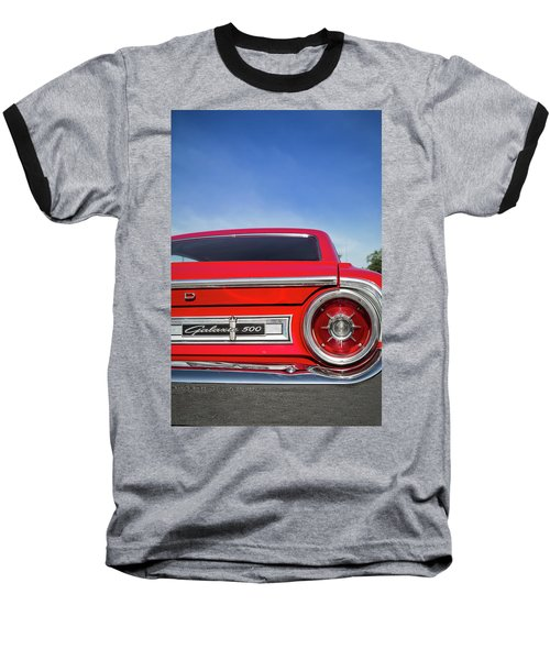 1964 Ford Galaxie 500 Taillight And Emblem Baseball T-Shirt