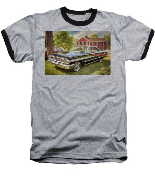 1964 Ford Galaxie 500 Xl Baseball T-Shirt