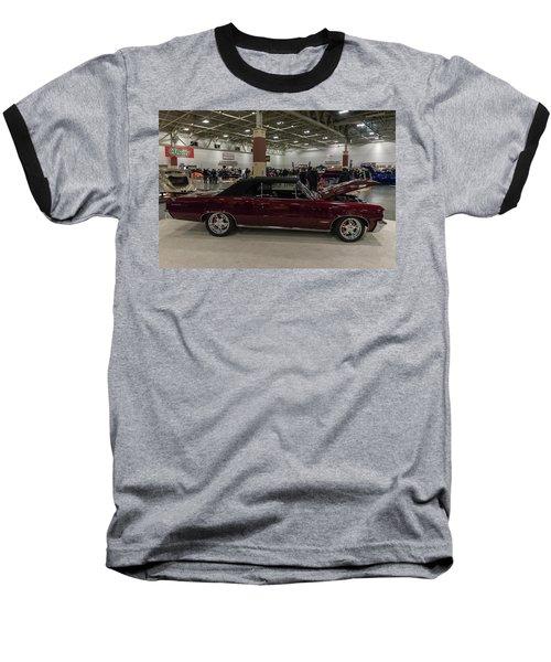 Baseball T-Shirt featuring the photograph 1964 Pontiac Gto by Randy Scherkenbach