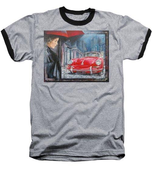 1964 Porsche 356 Coupe Baseball T-Shirt