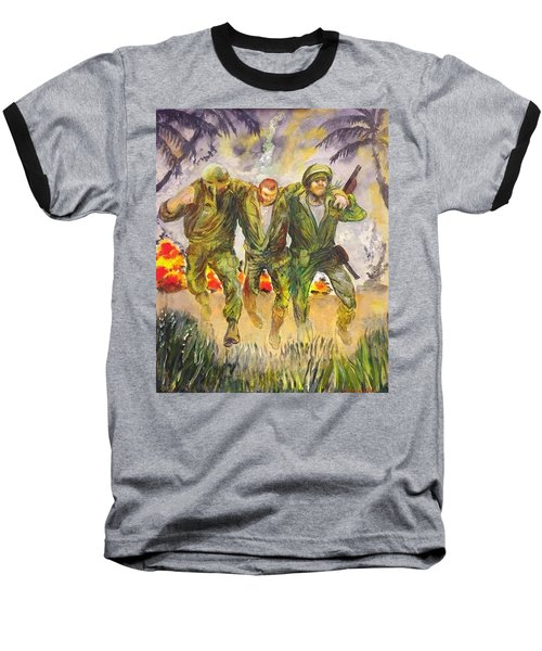 1965 Viet Nam Baseball T-Shirt