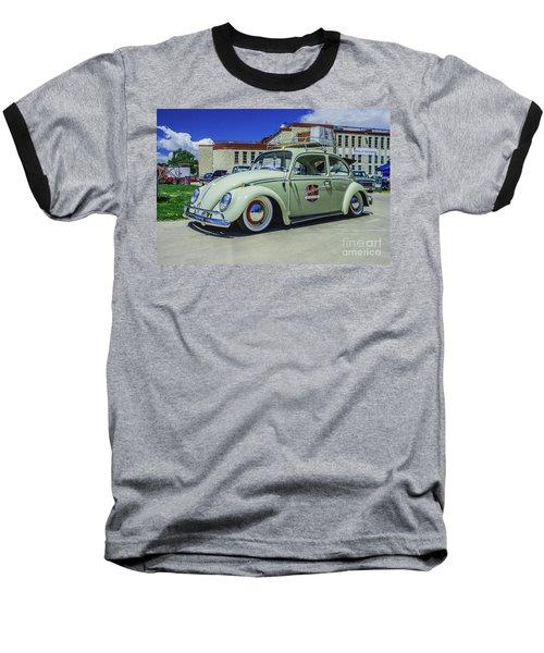 1965 Volkswagen Bug Baseball T-Shirt