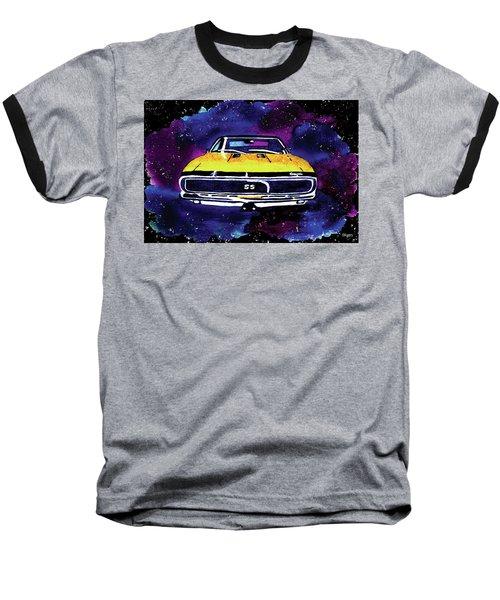 1967 Chevy Camaro Ss Baseball T-Shirt
