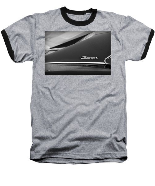 1968 Dodge Charger Baseball T-Shirt by Gordon Dean II