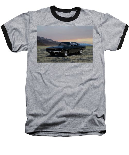 1968 Dodge Charger Rt 440 Baseball T-Shirt