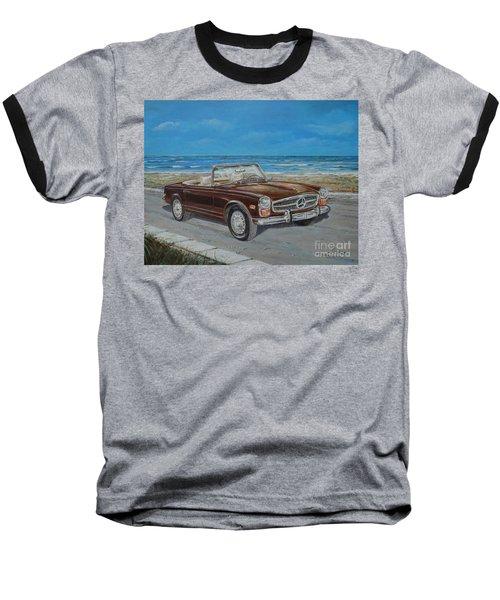 1970 Mercedes Benz 280 Sl Pagoda Baseball T-Shirt