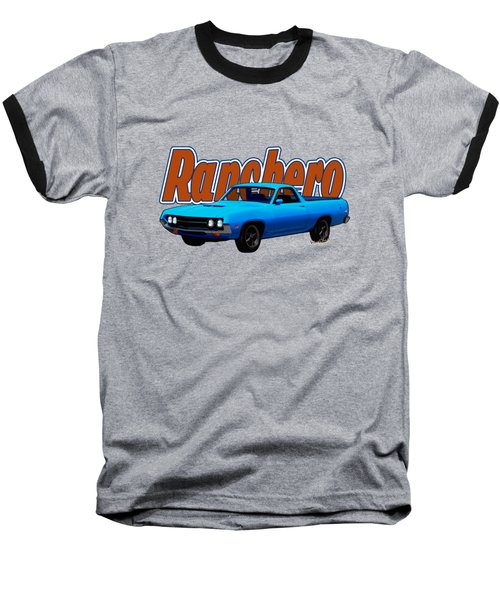 1970 Ranchero Dominican Beach Sunrise Baseball T-Shirt