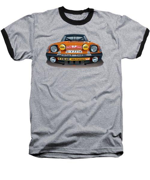 1971 Porsche 914-6 Baseball T-Shirt