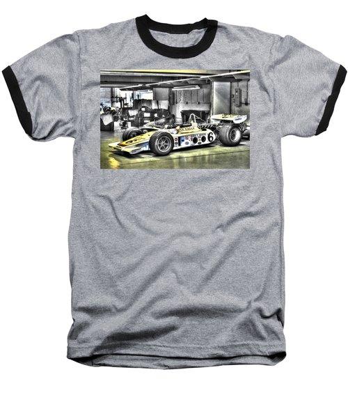 Bobby Unser 1972 Olsonite Eagle Pole Position Car  Baseball T-Shirt