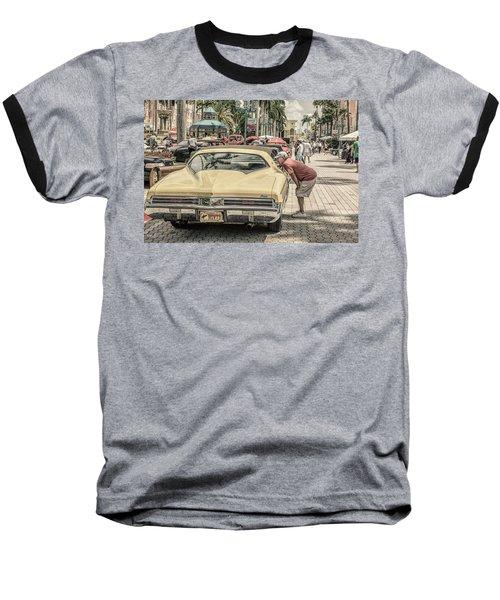 1973 Buick Riviera Baseball T-Shirt