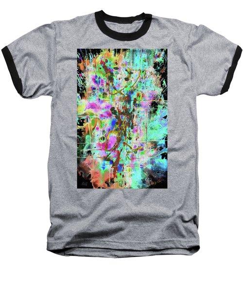 1995.033014invertx2 Baseball T-Shirt by Kris Haas