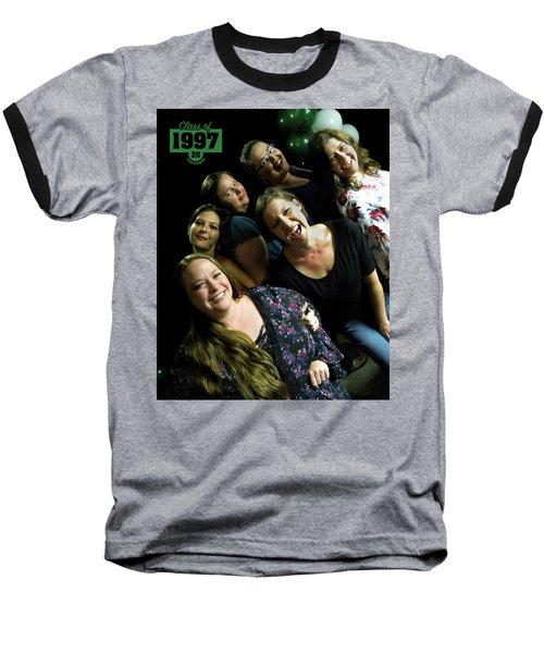 1997 Class Reunion Group 1 Baseball T-Shirt
