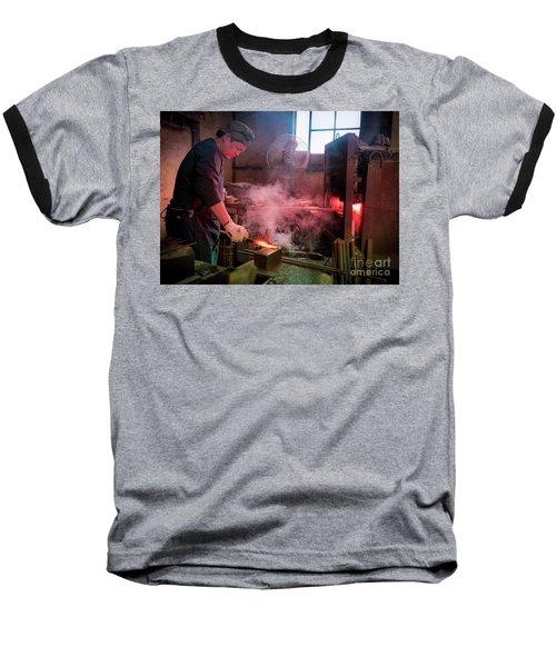 4th Generation Blacksmith, Miki City Japan Baseball T-Shirt