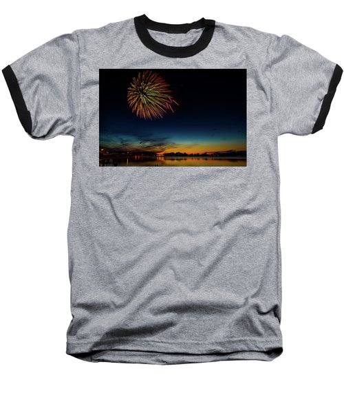 4th Of July Baseball T-Shirt