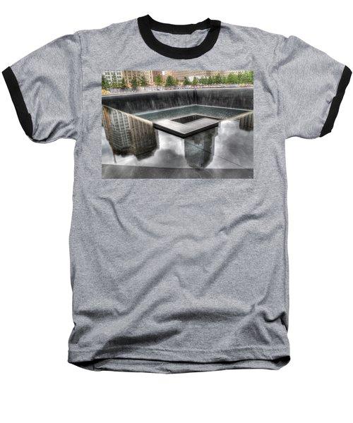 911 Memorial Baseball T-Shirt