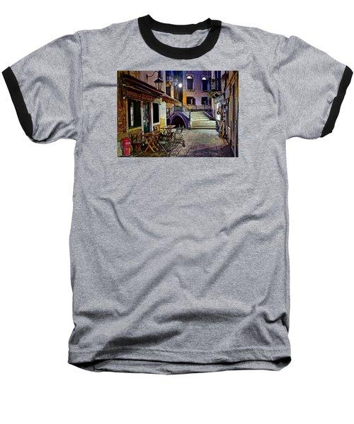 An Evening In Venice Baseball T-Shirt