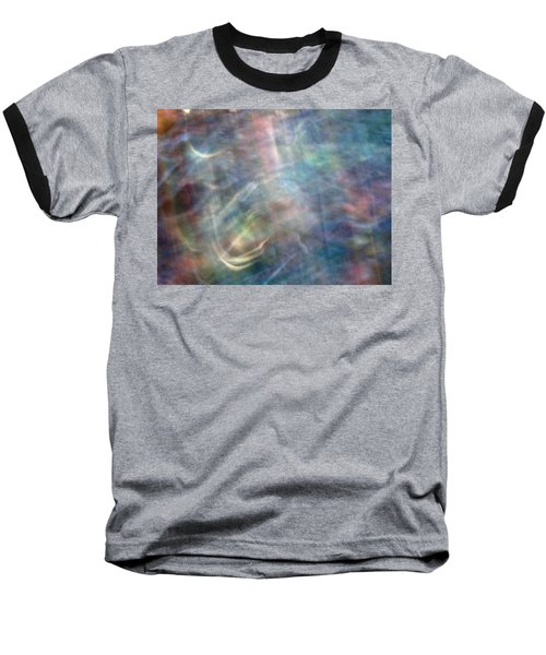 Abstract Photography Baseball T-Shirt by Allen Beilschmidt