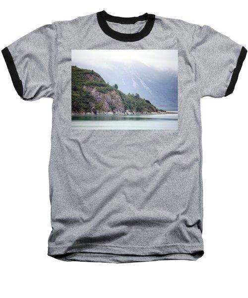 Alaskan Coast Baseball T-Shirt