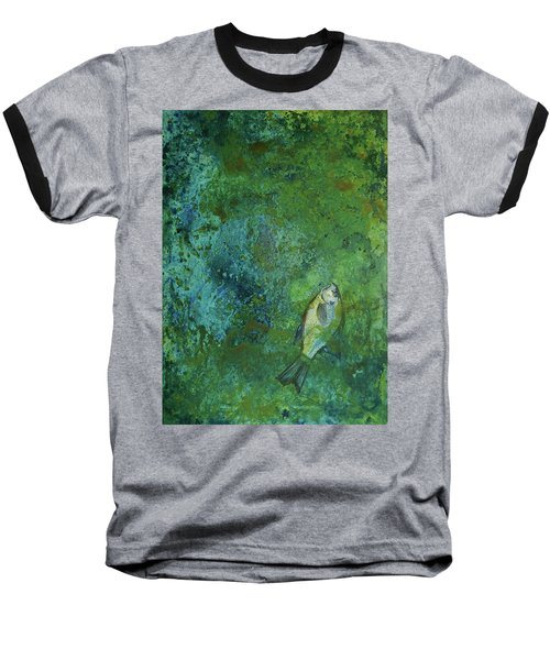 Algae Bloom Baseball T-Shirt