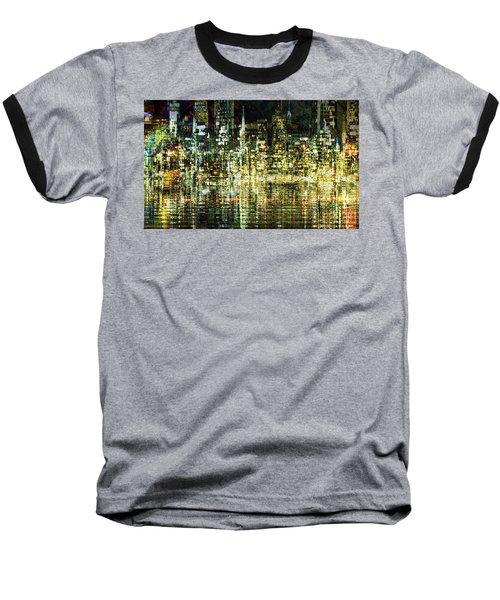 All That Glitters Baseball T-Shirt