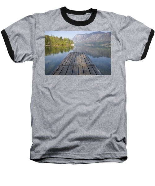 Alpine Clarity Baseball T-Shirt
