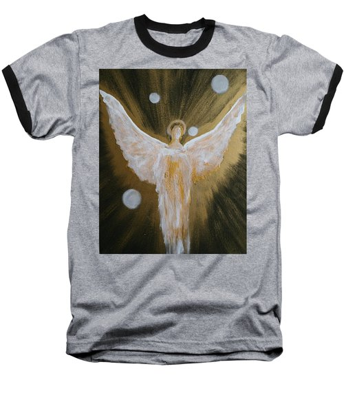 Angels Of Light Baseball T-Shirt