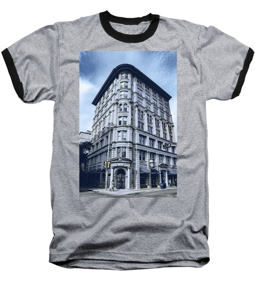 Archtectural Building 2 Baseball T-Shirt