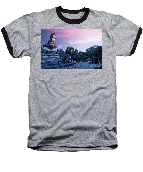 Artistic Of Chedi Baseball T-Shirt