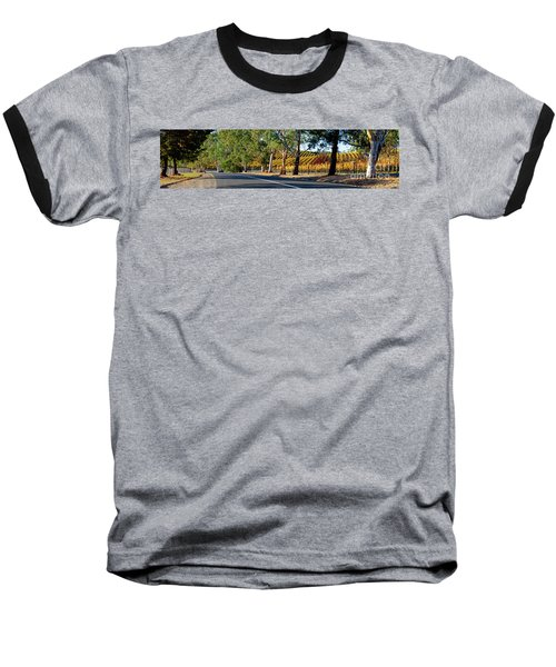 Autumn Vines Baseball T-Shirt