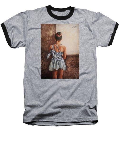 Bailarina Baseball T-Shirt