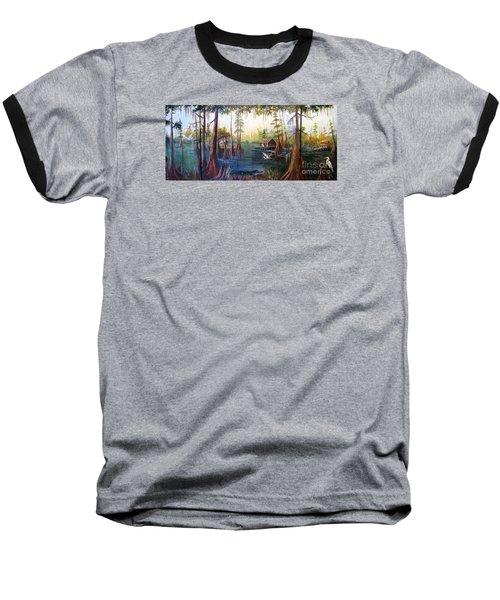 Barbara's Bayou Baseball T-Shirt