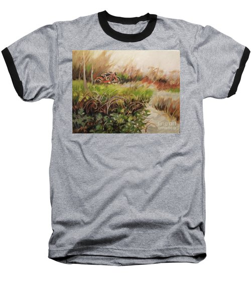 Beach Bikes Baseball T-Shirt