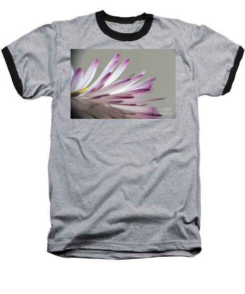 Beautiful Colorful Image About Daisy Flower Baseball T-Shirt