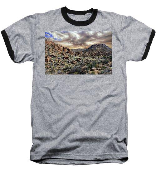 Big Bend National Park Baseball T-Shirt