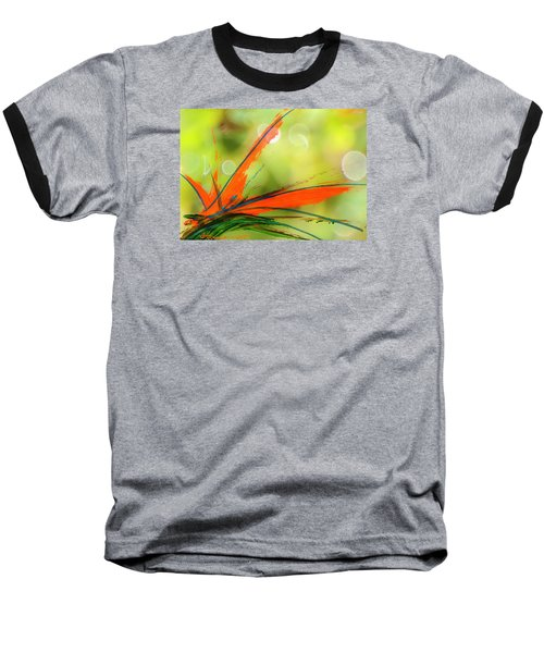 Bird Of Paradise 2 Baseball T-Shirt