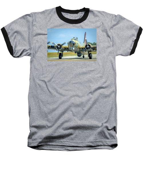 Boeing B-17g Flying Fortress   Baseball T-Shirt