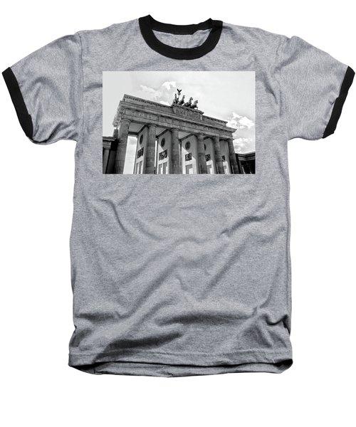 Brandenburg Gate - Berlin Baseball T-Shirt