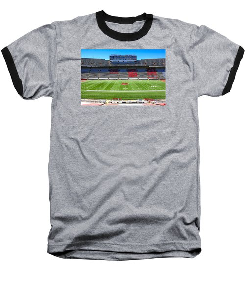 Camp Randall Uw Madison Baseball T-Shirt