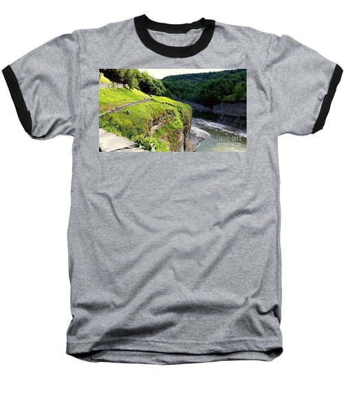 Baseball T-Shirt featuring the photograph Canyon  by Raymond Earley