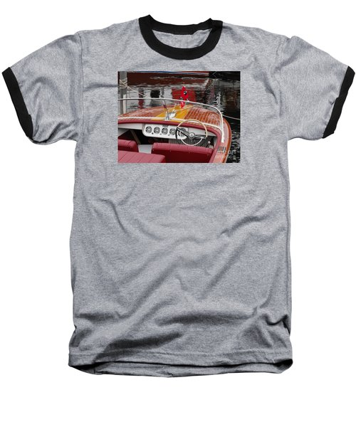 Chris Craft Baseball T-Shirt