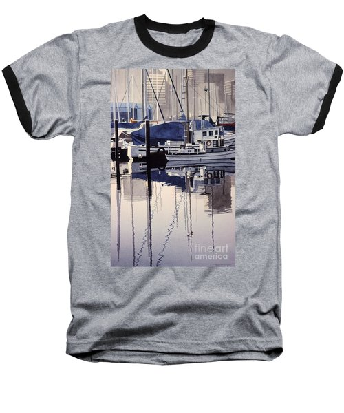 City Mooring Baseball T-Shirt