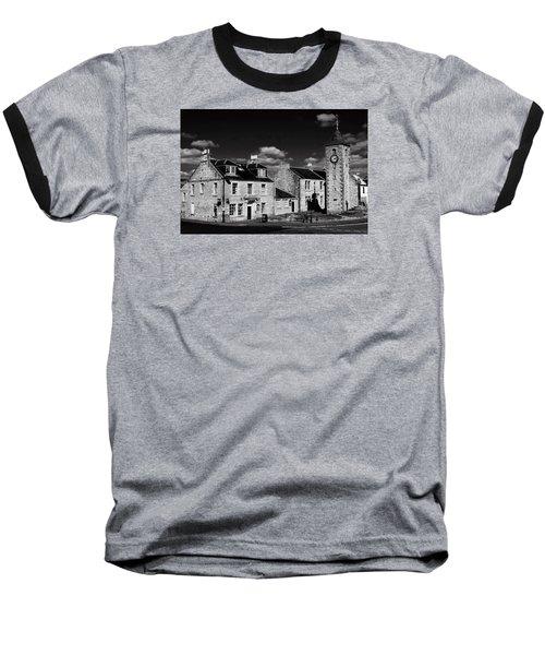 Clackmannan Baseball T-Shirt by Jeremy Lavender Photography