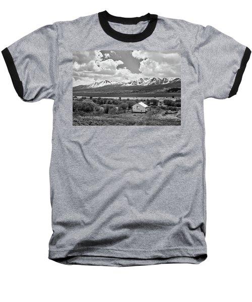 Colorado Mountain Vista Baseball T-Shirt by L O C