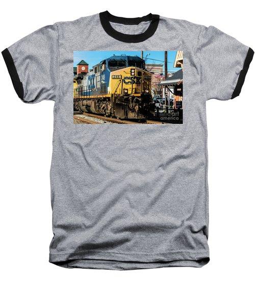 Csx Engine Gaithersburg Maryland Baseball T-Shirt
