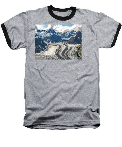 Denali National Park Baseball T-Shirt