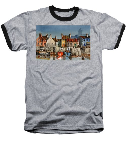 Dingle Harbour, Kerry Baseball T-Shirt