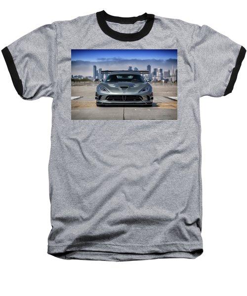 #dodge #acr #viper Baseball T-Shirt