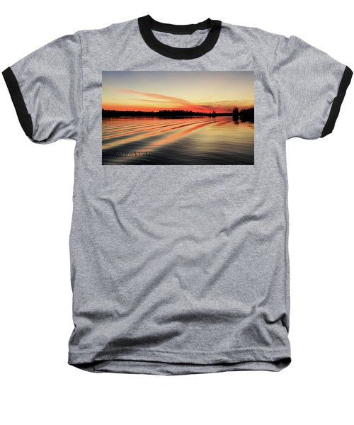 Doug Hobson, Red Rock Lake Baseball T-Shirt