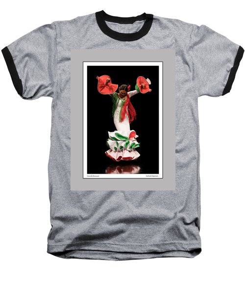 Duende Flamenco Baseball T-Shirt
