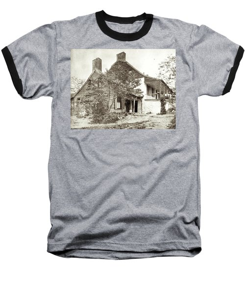Baseball T-Shirt featuring the photograph Dyckman House by Cole Thompson